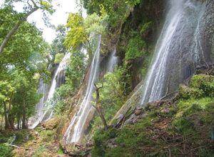 عکس/ مقصدی جذاب برای طبیعت گردان