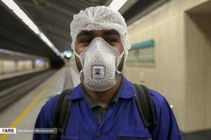 ماجرای بیحالی یک مسافر در متروی باقرشهر