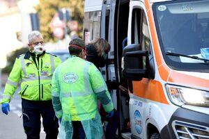 تلفات کرونا در ایتالیا به ۶ نفر رسید