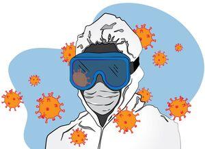 ویروس کرونا تا چند ساعت زنده میماند؟