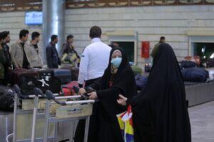 فرودگاه نجف پس از شیوع کرونا