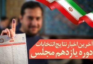 نمایندگان تبریز در مجلس یازدهم مشخص شدند