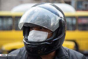عکس/ ماسک و مردم