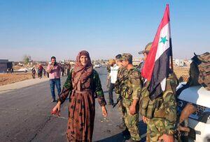 آغاز دوباره عملیات ارتش سوریه