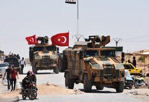 زخمی شدن شماری از نظامیان ترکیه و عقب نشینی آنها
