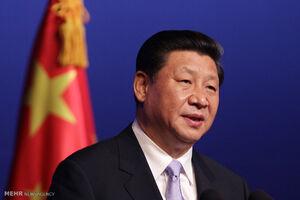 شی جینپینگ رئیس جمهور چین