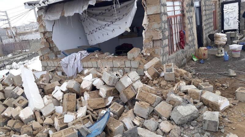 Image result for زلزله امروز خوی