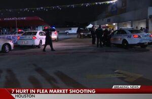 یک کشته و یک زحمی در حادثه تیراندازی تگزاس