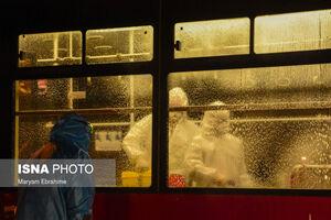 شستشوی ناوگان اتوبوسرانی آذربایجان شرقی