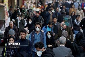عکس/ هوشیاری مردم تهران در مقابله با کرونا