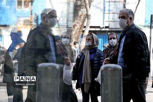 هوشیاری مردم تهران در مقابله با کرونا