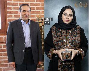 تبریک رئیس سازمان سینمایی به نرگس آبیار