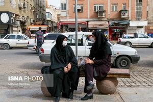 عکس/ هوشیاری مردم اهواز در پیشگیری از کرونا