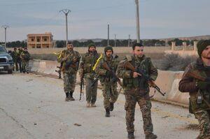 سیلی دوباره به تروریستهای مورد حمایت ترکیه در جنوب استان ادلب/ نقشه راه ارتش سوریه برای دور زدن تروریستها در شمال غرب استان حماه چیست؟ + عکس و نقشه میدانی