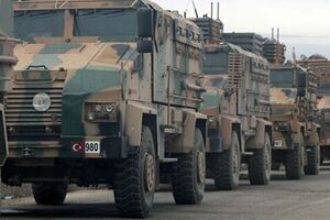 ترکیه مدعی حمله گسترده به مواضع ارتش سوریه شد