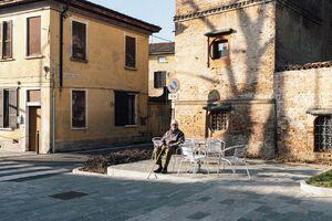 عکس/ ایتالیا در شوک کرونا