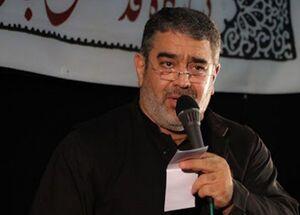 فیلم/ روضه جانسوز امام هادی(ع) با نوای حاج حسن خلج