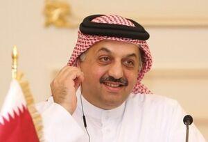 وزیر دفاع قطر