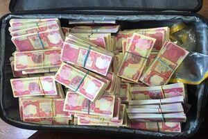 کشف ۵۹۸ میلیون دینار تقلبی توسط پلیس فرودگاه