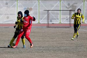 کرونا لیگ برتر فوتبال بانوان را تعطیل کرد