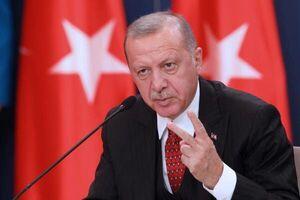 اردوغان: همه باید ماسک بزنند