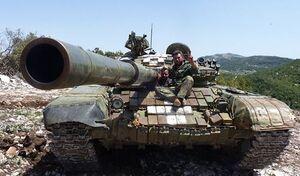 ارتش سوریه: عمق امن تروریستها در جنوب ادلب آزاد شد