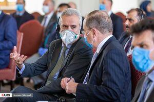 نشست مشترک دیپلماتهای خارجی مقیم تهران درباره کرونا