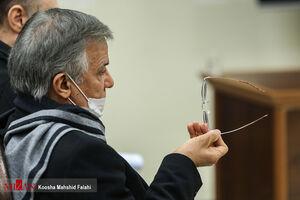 دومین جلسه رسیدگی به اتهامات عباس ایروانی و سایر متهمان