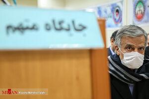 عکس/ دادگاه عباس ایروانی و سایر متهمان