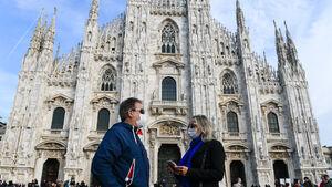 کرونا در ایتالیا