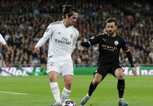 رئال مادرید و منچسترسیتی