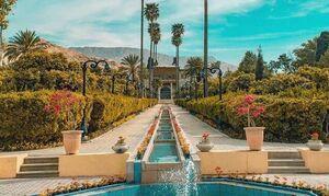 زیباترین باغهای تاریخی شهر شیراز