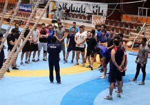 اردوی تیم ملی کشتی فرنگی و آزاد لغو شد