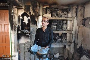خسارات وارد شده به مسجد دهلی نو پس از حمله هندوها