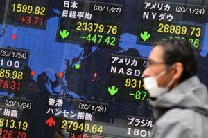 بدترین هفته بورس های جهان از زمان بحران مالی ۲۰۰۸