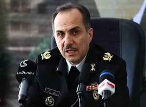 امیر دریادار دوم پزشک مصطفی مداح معاون بهداشت و درمان و امور پزشکی ارتش جمهوری اسلامی ایران