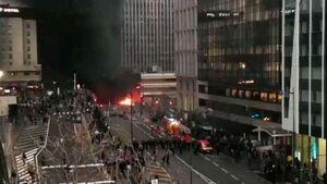 پاریس در آتش
