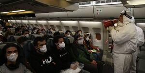 روایت دانشجوی ایرانی در چین از شیوع کرونا در دو کشور