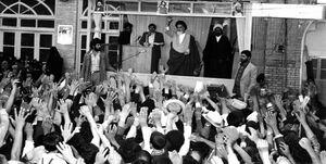 چرا امام خمینی محل سکونت خود را در اسفند ۵۷ تغییر داد؟