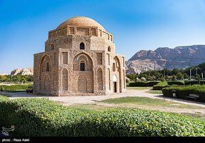 عکس/  گنبد چشمنواز جبلیه کرمان