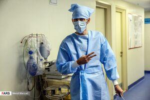 فیلم/ بمب انرژی در بیمارستان کروناییهای اهواز