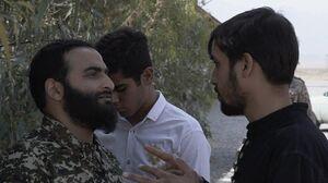 محمدحسین محمدخانی، محسن حججی و مصطفی صدرزاده