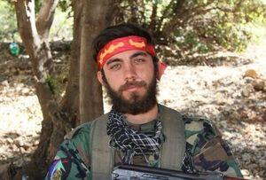 تصاویری از هشت شهید حزبالله در ادلب