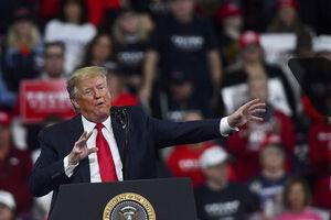 حمله دوباره ترامپ به نامزدهای حزب دموکرات