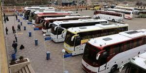 زمان آغاز پیش فروش بلیتهای نوروزی اتوبوس