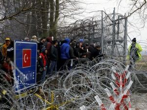 پناهجویان مهاجران