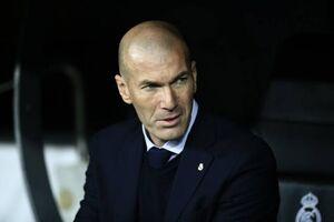 واکنش زیدان به پیروزی تیمش مقابل بارسلونا