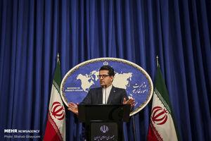 ایران به کمکهای آمریکا برای مبارزه با کرونا مشکوک است