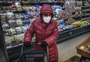 حمله به فروشگاه کرونا