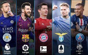 برترین گلزنان حاضر در ۵ لیگ معتبر اروپا +عکس